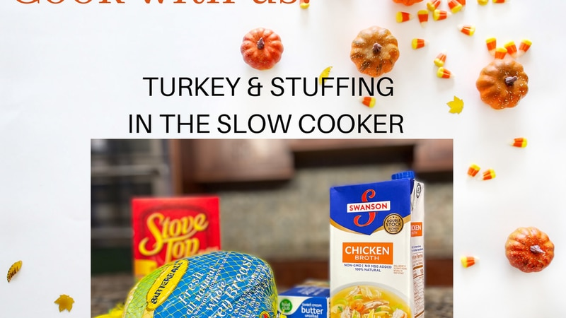Heather shares her favorite way to cook turkey in the slow cooker.