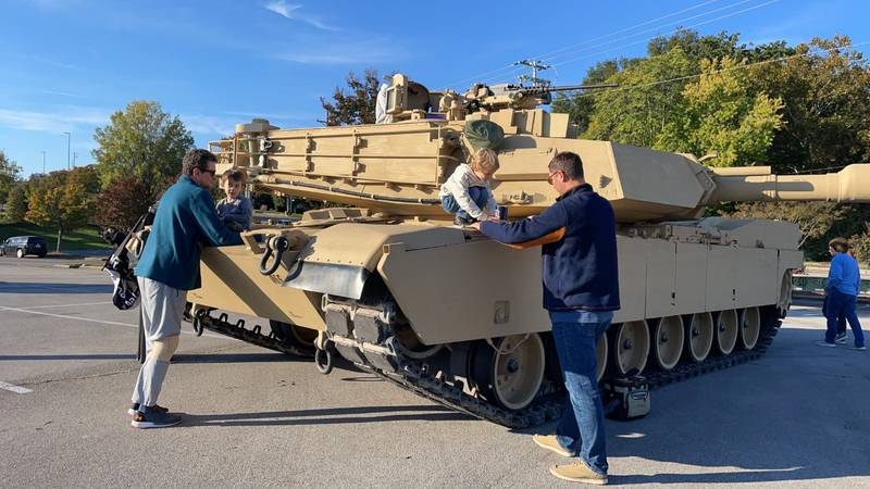 Tennessee National Guard Open House