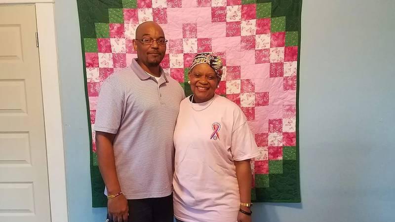 Alliance House celebrates Black Women Breast Cancer Awareness