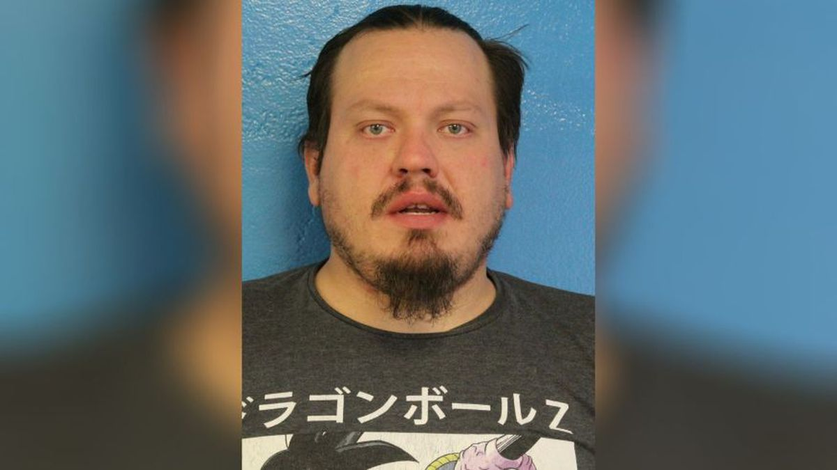 Tenn. man arrested after pointing rifle at couple.