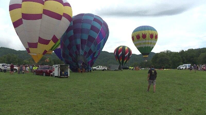 Great Smoky Mountain Hot Air Balloon Festival
