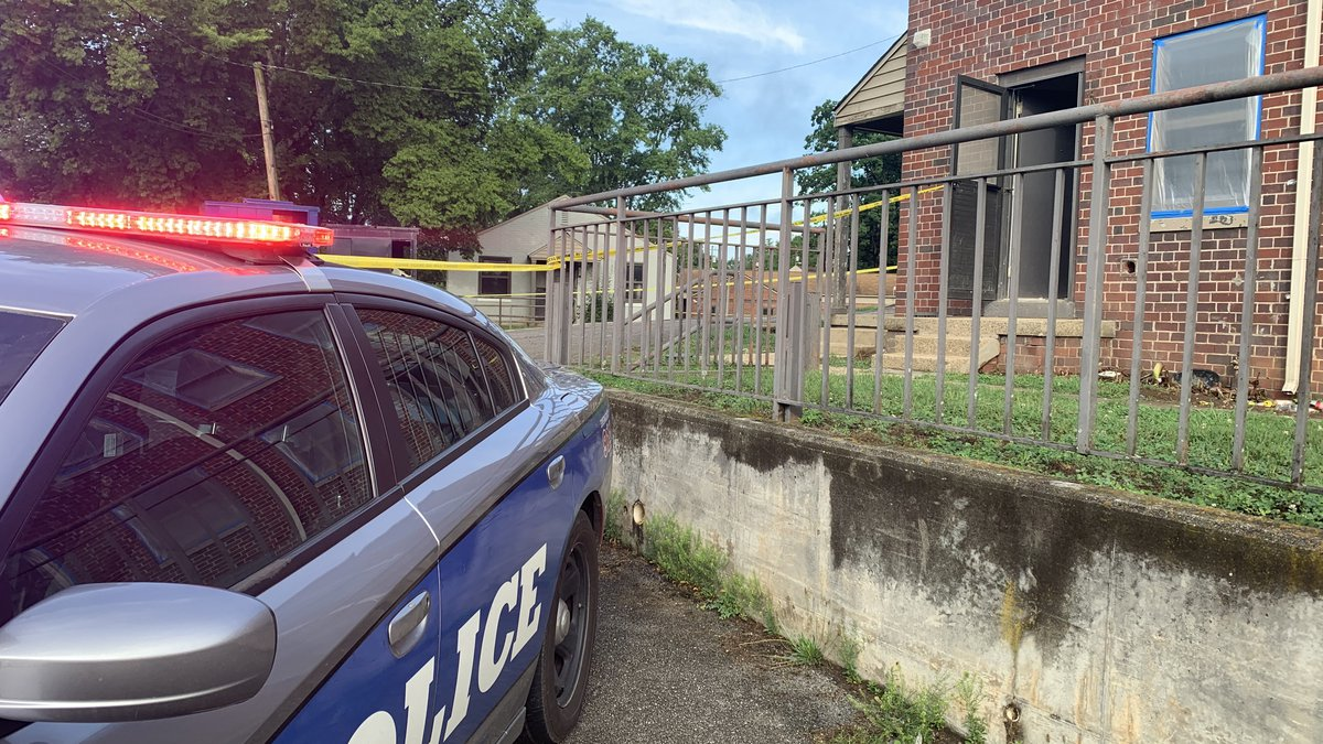 Knoxville Police are investigating a homicide outside Western Heights apartments / Source: (KPD)