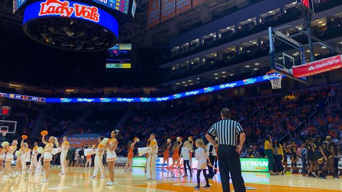 The Lady Vols' SEC opener against Missouri will now tip-off at 5 p.m. / (WVLT)