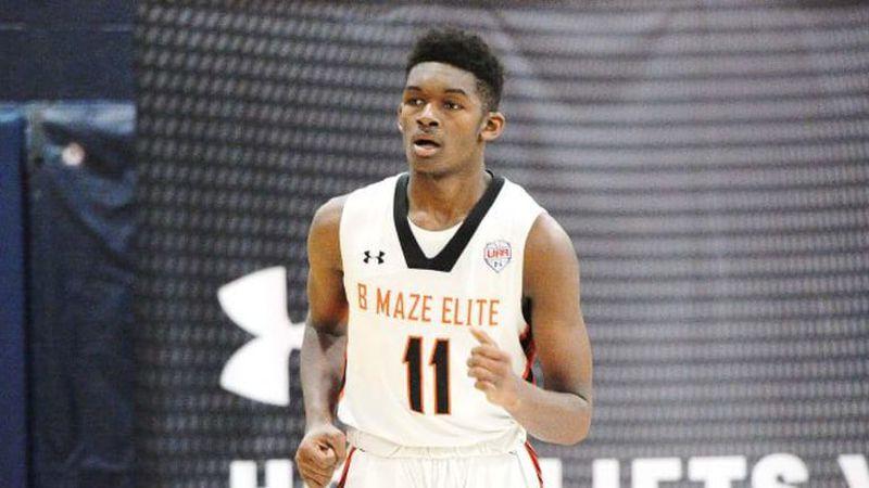 Tennessee Basketball Recruit