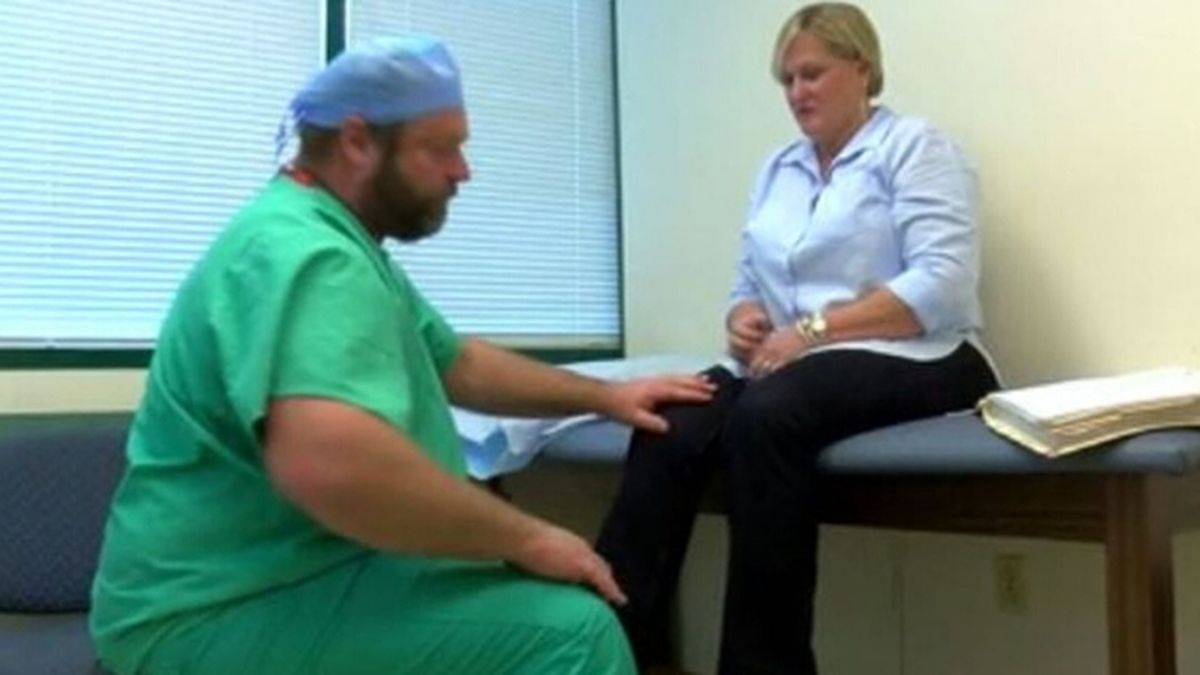 Most Americans wait too long to get knee replacement surgeries, study says. / Source: (WLOX)