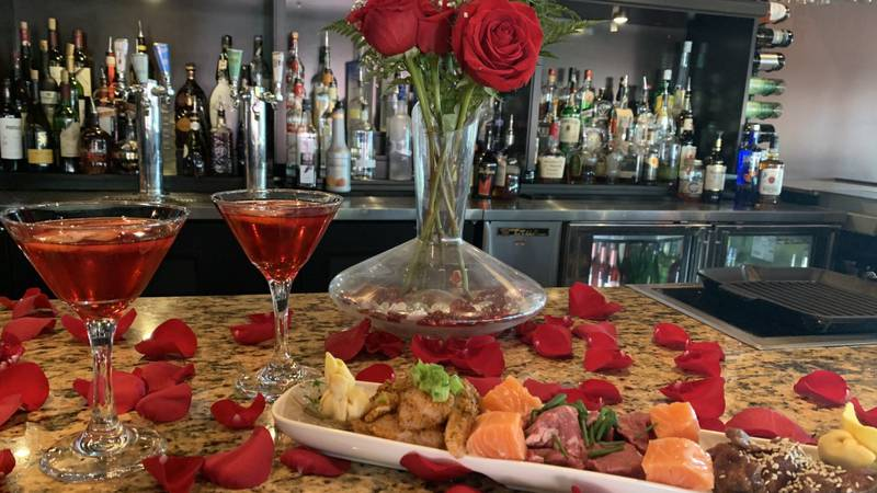 The Melting Pot decided to spice up the month of August with a month of romance.