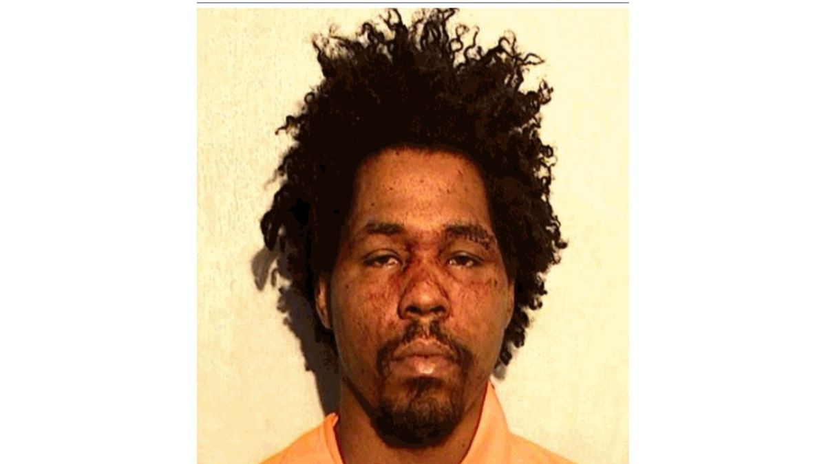 Clejuan Williams was charged with felonious assault after threatening his father with a knife...