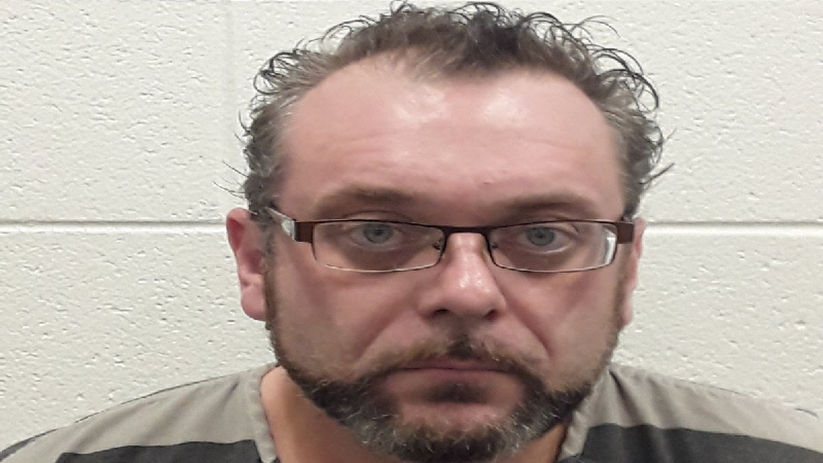 Jerry Lee Anderson was arrested for being an unregistered sex offender
