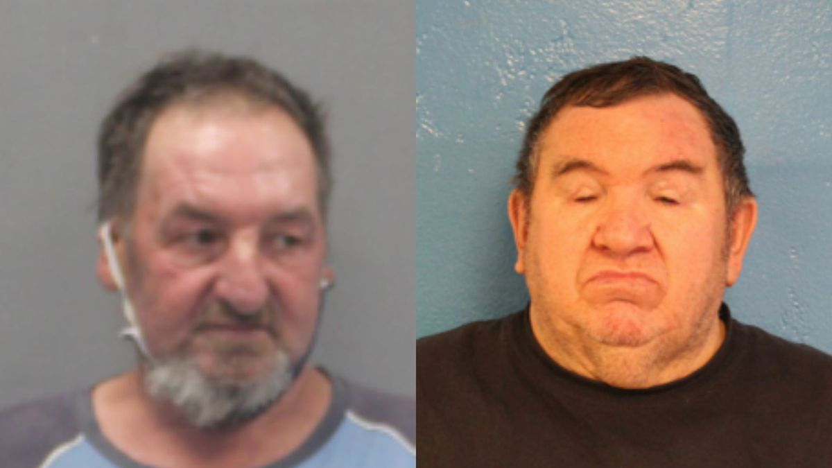 Officials with the Tennessee Bureau of Investigation said two men were arrested in connection...