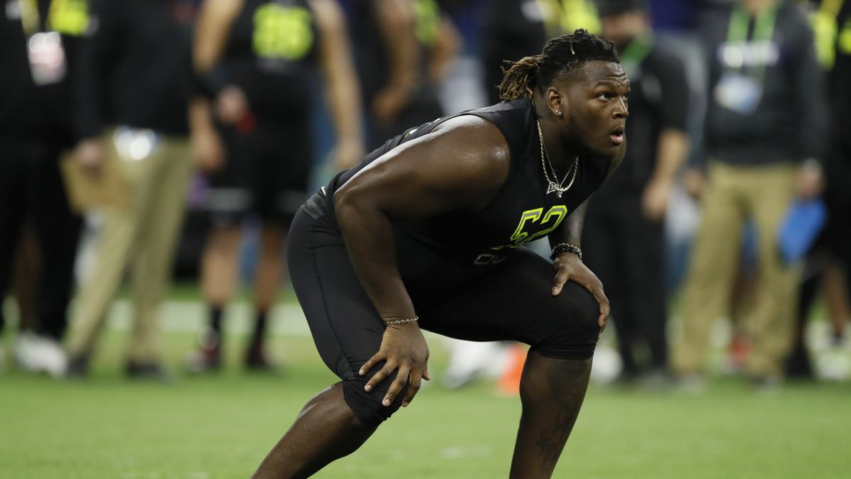 Titans offensive lineman Isaiah Wilson arrested for DUI in Nashville.