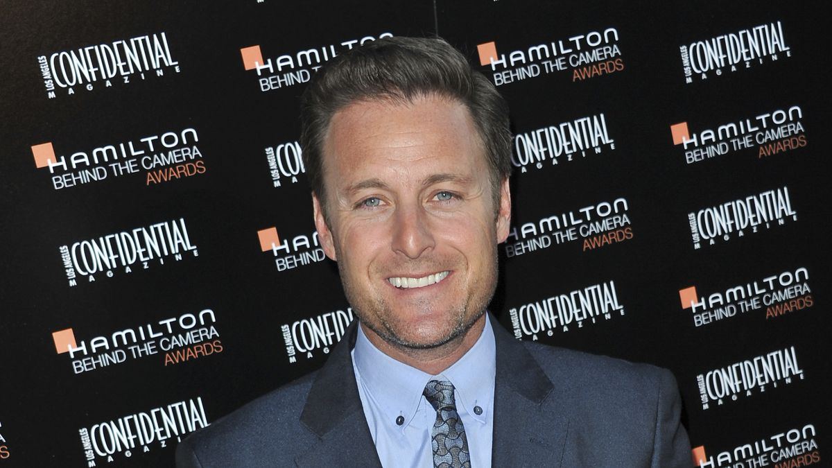 """FILE - This Oct. 28, 2012 file photo shows Chris Harrison at the Hamilton """"Behind the Camera""""..."""