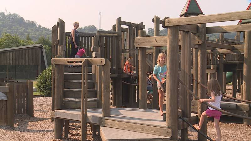 Toxic coal ash found at Anderson County playground, Duke study says