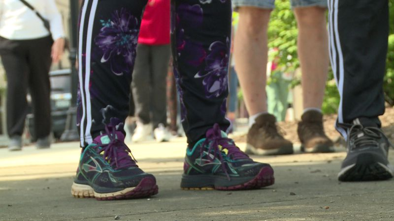 New program offers varied walks/hikes around three counties in East Tennessee.