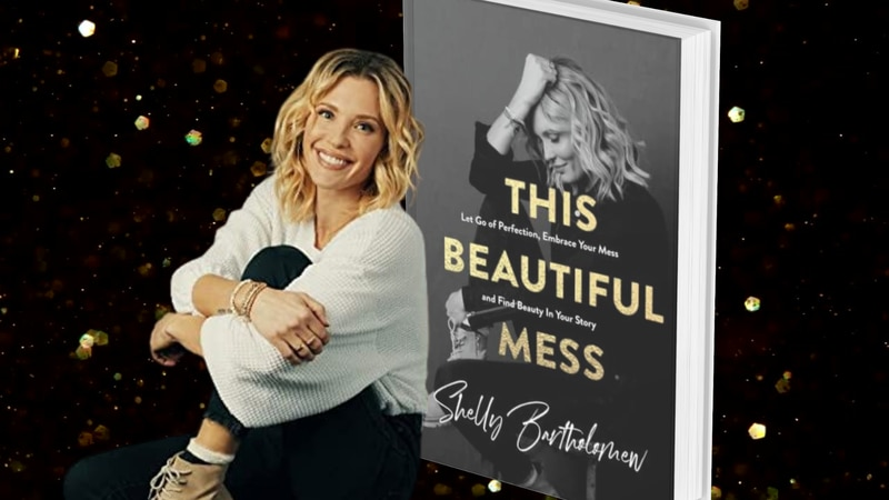 """Knoxville native, Shelly Moore Bartholomew is out with her first book """"This Beautiful Mess"""""""