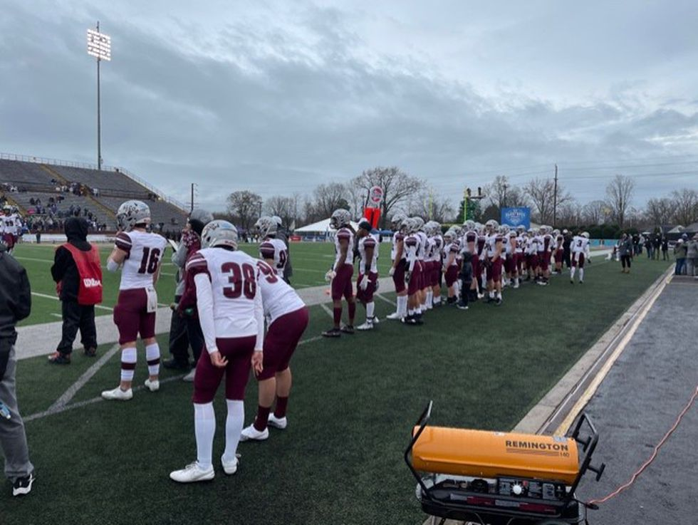 Blue Cross Bowl Class-3A state championship game in Cookeville