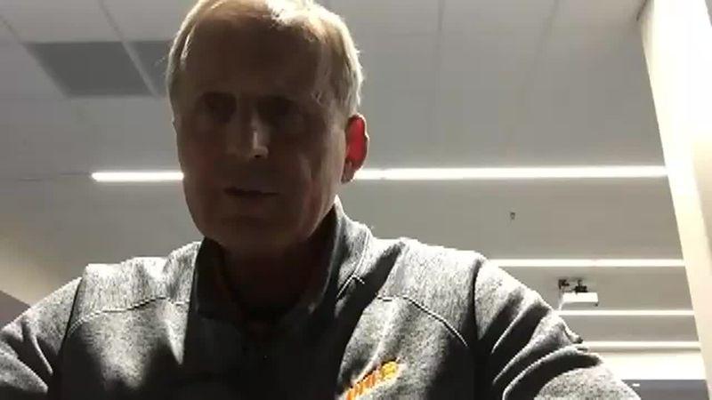 Coach Rick Barnes