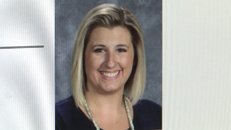 KCS teacher Alicia Sharp resigned from her position. Officials said additional information was...