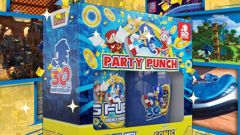 Sega of America, Inc. and G FUEL, The Official Energy Drink of Esports®, announced the latest...