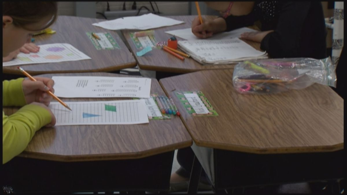 Schools prepare for kids to return to the classroom amid the pandemic