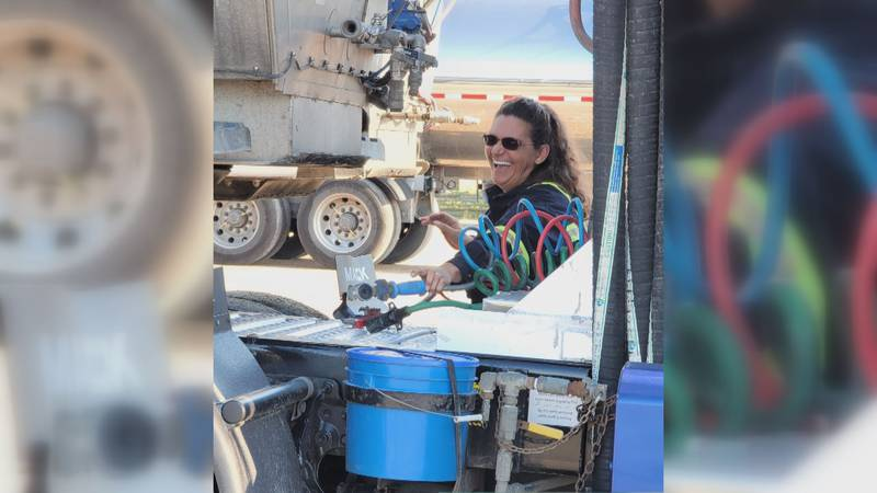 Trucking company hoping to hire more women