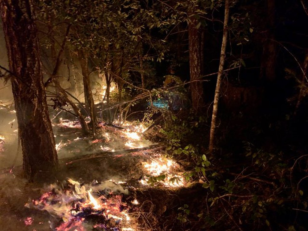 Knoxville firefighters travel to Oregon to battle wildfires.