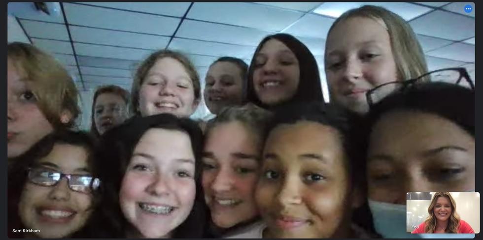 Rockwood Middle School STEM class