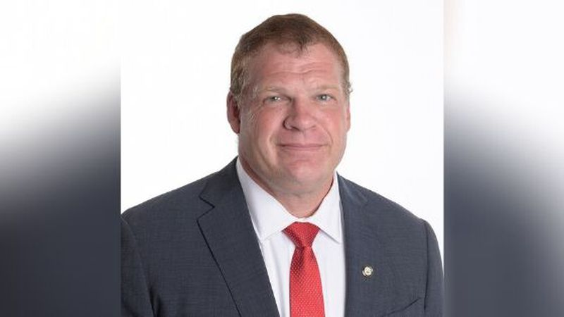 Knox County Mayor Glenn Jacobs / Source: (Knox County Mayor's Office)