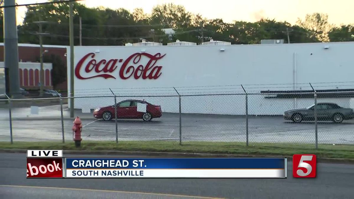 An ammonia leak at a Nashville Coca-Cola factory caused employees to be evacuated. / Source: (WTVF)