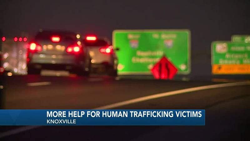 Help with human trafficking