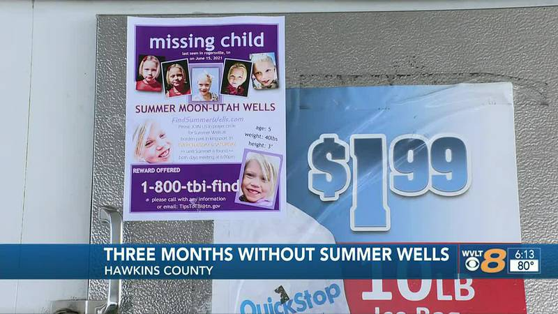 Three Months Without Summer Wells