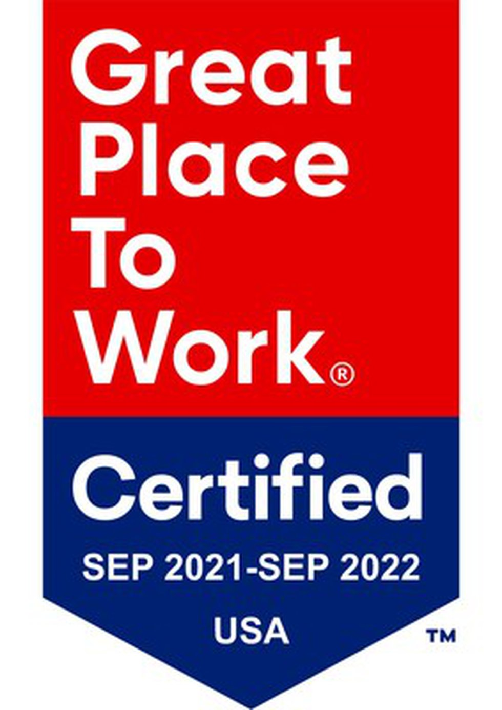Level Agency has been certified as a Great Place To Work®