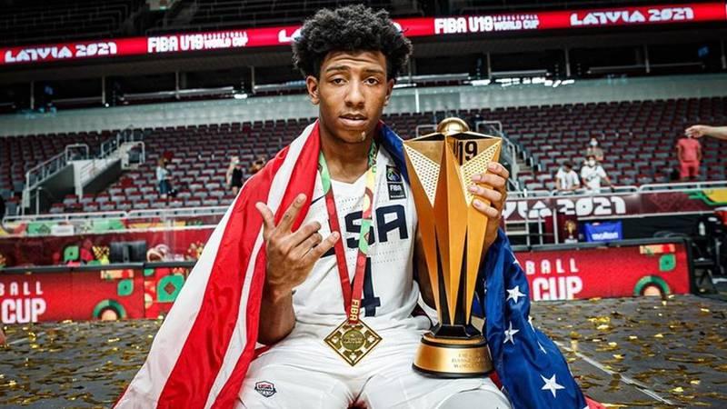 Wins Gold at FIBA U19 World Games