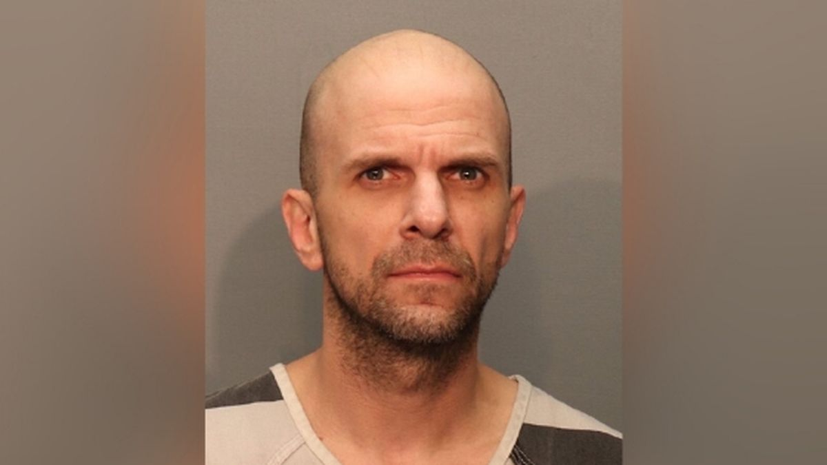 John Chulik was charged with 911 abuse / Source: (Knox County Sheriff's Office)