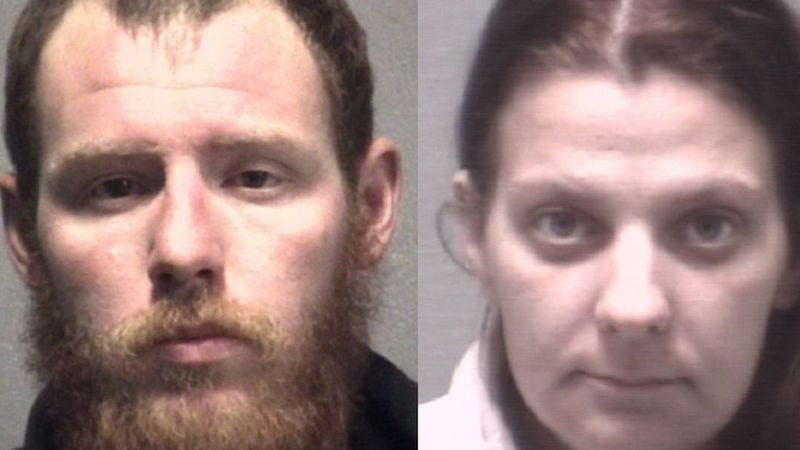 Christopher Michael Madry, 29, and Lindsey Nicole Johnson, 31