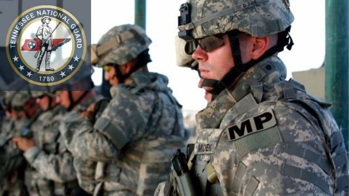 National Guard members who have the proper training or skills will be allowed to work as nurses...