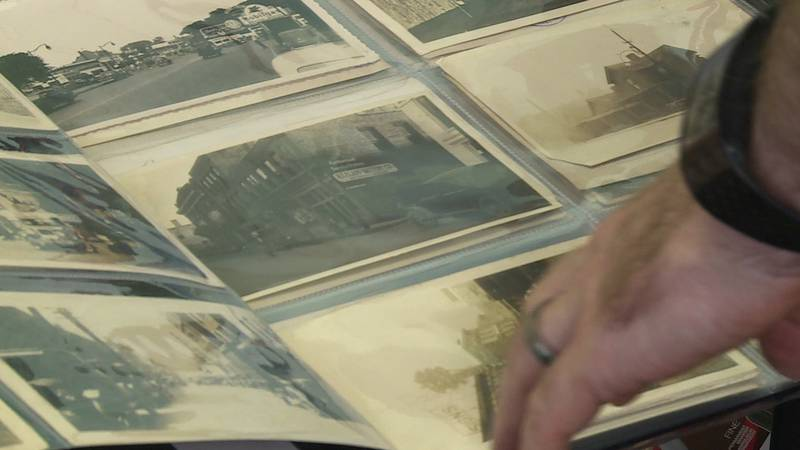 The Knoxville History Project collects old photographs from the community to preserve digitally.
