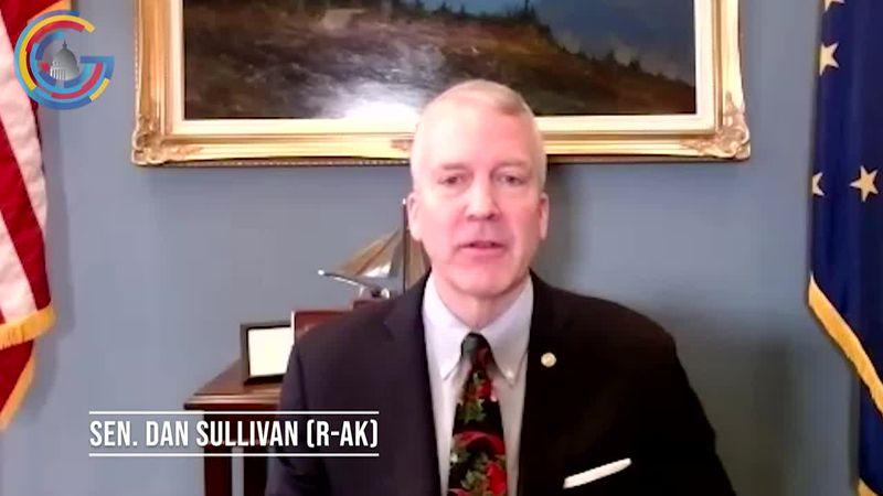 Rep. Dan Sullivan (R-AK) discusses new Congress