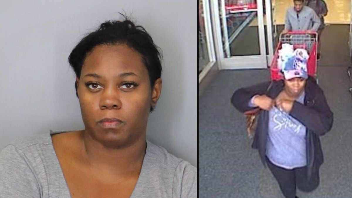 Memphis police said a woman is accused of identity theft after she allegedly opened accounts at Target and ULTA using another person's name.