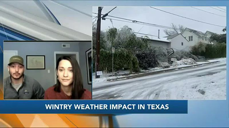 Casey Wheeless's sister talks about conditions in Austin.