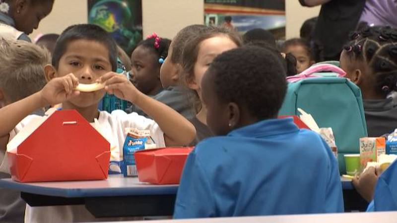 The USDA is putting $1.5 toward helping school lunch programs this school year.