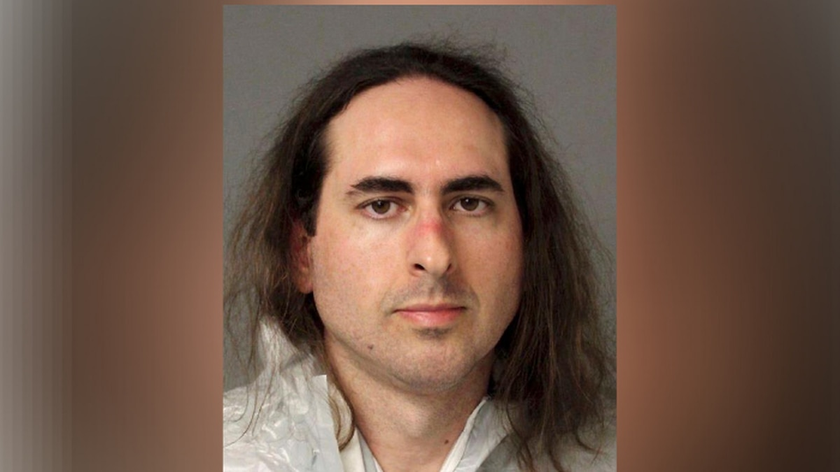 FILE - This June 28, 2018, file photo provided by the Anne Arundel Police shows Jarrod Ramos in Annapolis, Md. Lawyers are scheduled to argue about whether a psychologist's observations about Ramos, who killed five people at a Maryland newspaper, should be heard by jurors who will decide whether he's criminally responsible because of his mental health. A pretrial hearing set for Wednesday, Aug. 5, relates to the second part of the case against Ramos, who already has pleaded guilty to killing five at the Capital Gazette newspaper in 2018.