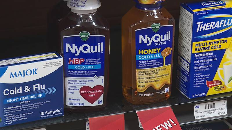 Last year, the CDC reported low numbers of flu hospitalizations, but the CDC says they are...