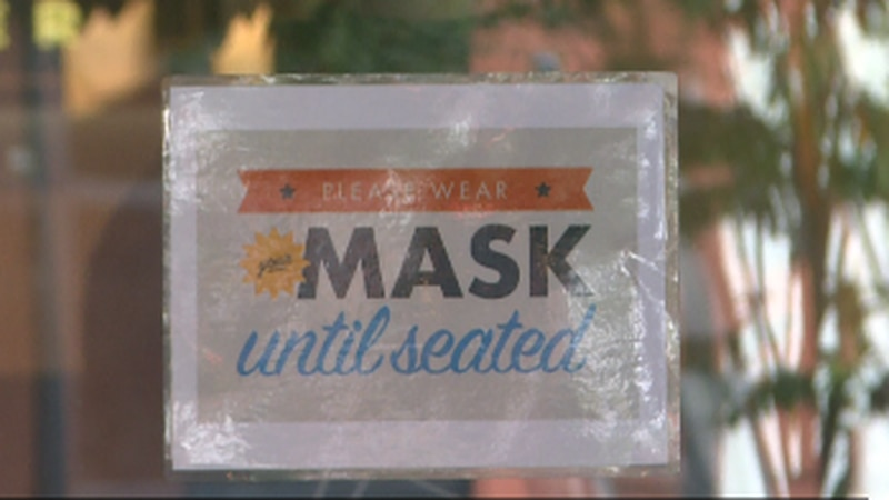 If fully vaccinated the CDC says it's safe to be indoors without a mask
