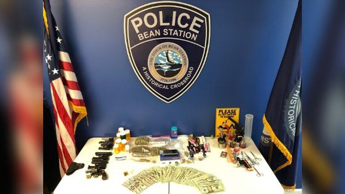 . / (Bean Station Police Department)