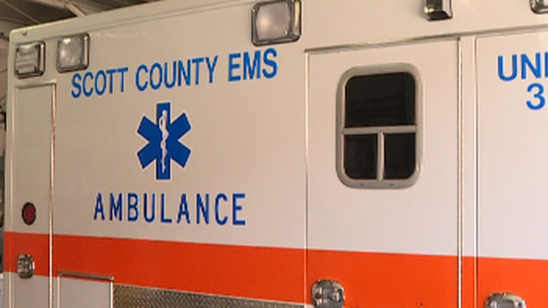 Ambulance services director says majority of patients have to be transported to another facility