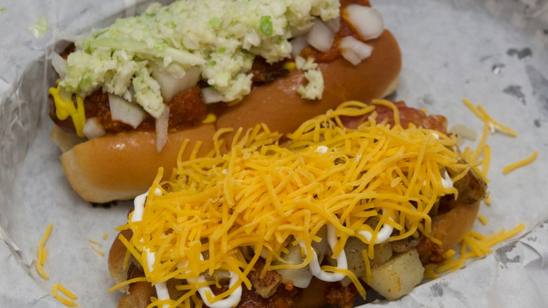 D&B Hot Dogs & Ice Cream in Solway has been named #1 in Tennessee.