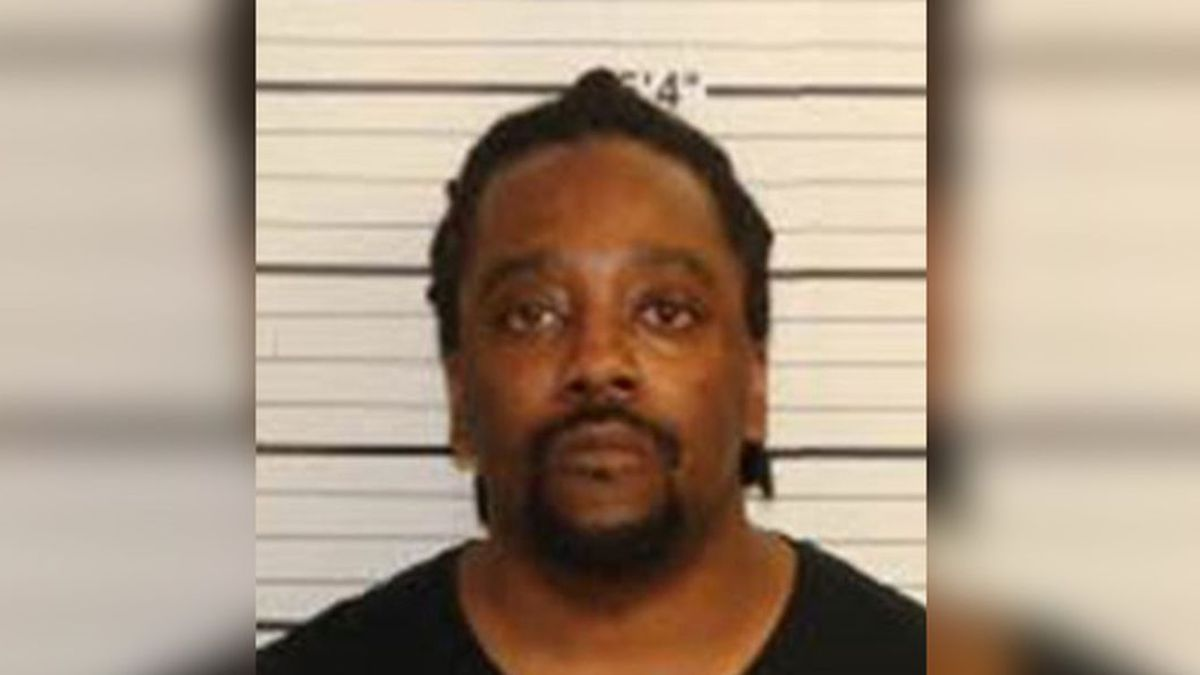According to police, the victim said Winston Yates, 32, touched her in an inappropriate way...