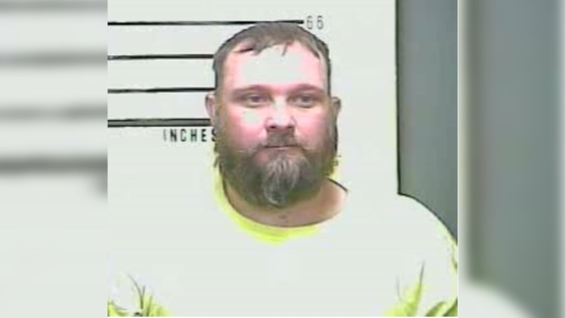Shane Whitehead was arrested in Bell County on Tuesday, April 6, 2021