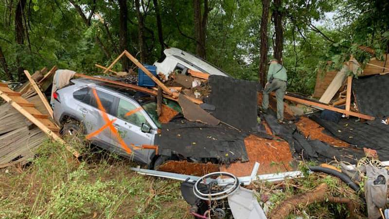 22 Dead after catastrophic flooding in Middle Tennessee