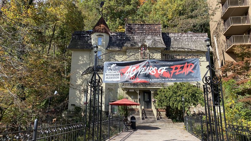 Gatlinburg's Mysterious Mansion